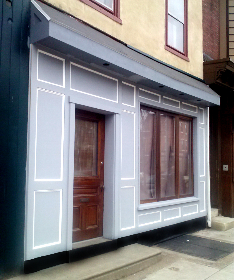 Store Front Restoration